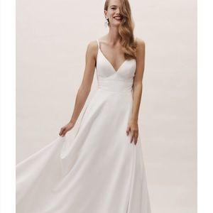 BHLDN Beloved by Eddy K Wedding Dress, Size 4!